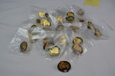 2006 Wisconsin Ducks Unlimited Pin Lot of 25 sealed in original bags.