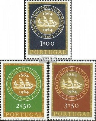 Portugal 957-959 (complete.issue.) unmounted mint / never hinged 1964 overseas b