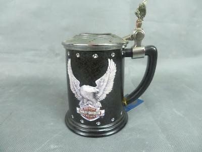 Franklin Mint Harley-Davidson Heritage Softail Classic Collector Tankard