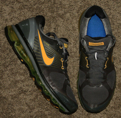 Nike Air Max 2010 Livestrong Edition ~ Us Mens Size 10 ~ Rare Livestrong Air Max