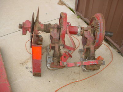 International Harvester IH 430 ALL TWINE Baler COMPLETE KNOTTER SMALL SQUARE