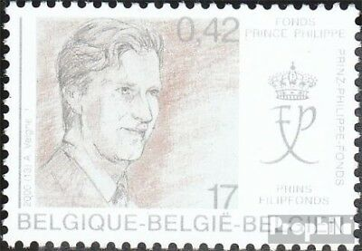 Belgium 2957 (complete.issue.) unmounted mint / never hinged 2000 Philippe