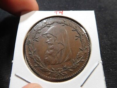 T4 Great Britain 1788 Anglesey Mines Conder 1/2 Penny