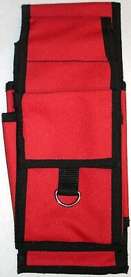 FORESTER™ Loggers Multi-Pocket Felling Wedge & Chainsaw Tool Holster      ABH007