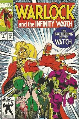 WARLOCK AND THE INFINITY WATCH (1992) #2 - Back Issue (S)