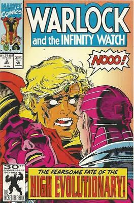 WARLOCK AND THE INFINITY WATCH (1992) #3 - Back Issue (S)