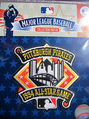 MLB Official 1994 All Star Game Patch Pittsburgh Pirates