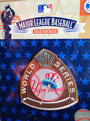 MLB New York Yankees 1950 World Series Champions Patch