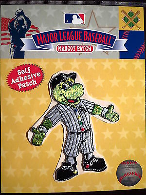 MLB Chicago White Sox Southpaw Mascot Patch - Sticky Backing 2013
