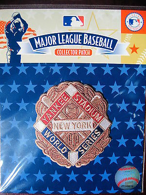 MLB New York Yankees 1939 World Series Champions Patch