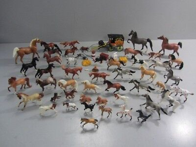 #3 Breyer Horse Paddock Pals Stablemates Mini Whinnies Lot w/ Pino Foals Belgian