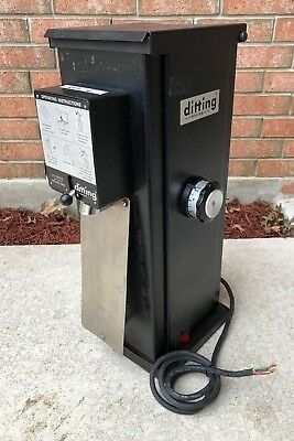 (LotC) Ditting KR1403 Coffee Grinder 3 Phase 220v