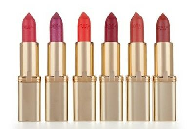 L'Oreal Color Riche Lipstick 28 Shades Available