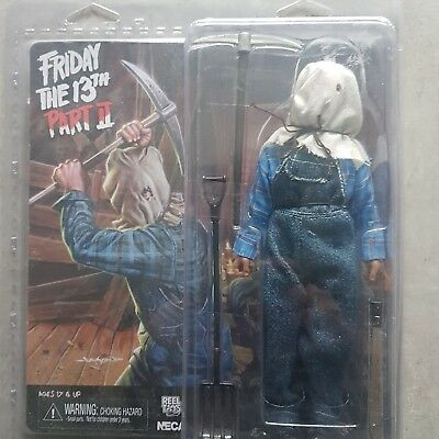 Friday The 13Th Part Ii Jason Voorhees Figure Brand New In The Box