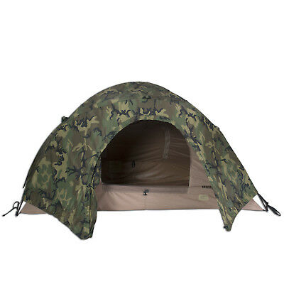 Orig.US Armee USMC Combat Infanterie Tent 3 Season Diamond Brand 2 Person neuw