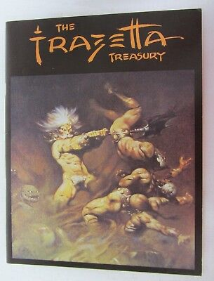Frazetta Treasury ~ Softcover ~ Fanzine ~ Art ~ 1975