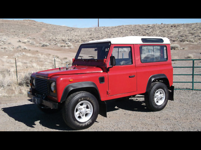 Defender 2-Door 4WD