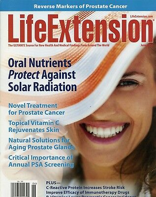 LIFE EXTENSION MAGAZINE, January 2019, See Contents Below