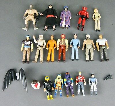 Lot of 18 Vintage DFC Galoob Tonka Star Wars Mixed Action Figure Figurines Toys