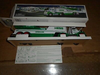 Hess Toy Truck And Jet 2010 MIB
