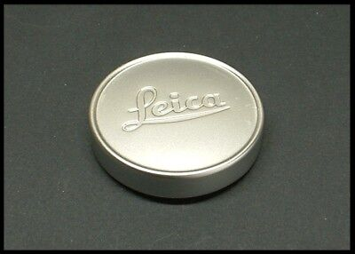 Genuine LEICA 42mm metal lens cap for E39 Summicron 50mm and more!