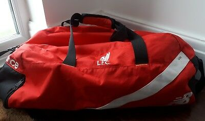 Adidas Liverpool FC Large Sports Bag With Over The Shoulder Strap