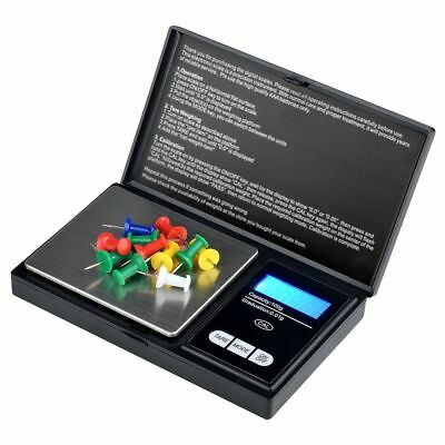 Pocket Digital Scale 0.1 x 1000g Silver Coin Gold Jewelry Diamond Weigh Balance