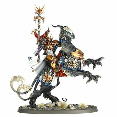 ML Warhammer Age Sigmar Stormcast Eternals Lord Arcanum on Gryph Charger