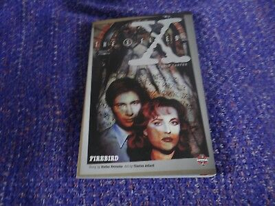 The X-Files Firebird Graphic Novel From 1995