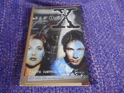 The X-Files Remote Control Graphic Novel From 1997