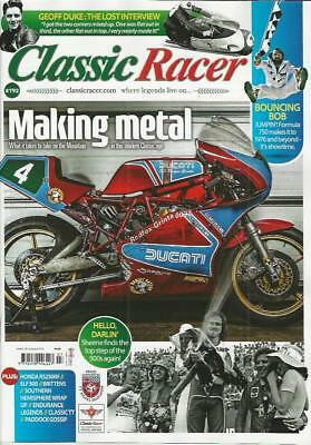 CLASSIC RACER No.192 J/Augus 18 (NEW COPY)*Post included to UK/Europe/USA/Canada