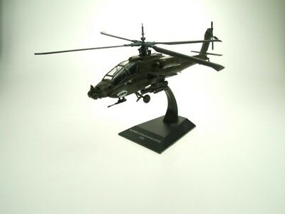 MAGAZINE AIRCRAFT 1/72 McDONELL DOUGLAS AH-64A APACHE (USA) HELICOPTER