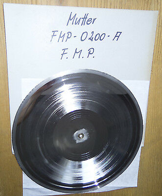 Acetate Metal Mother Master Stamper Brötzmann Van Hove Bennink Outspan No 2 FMP