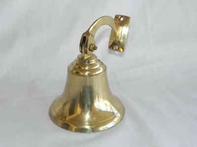 Collectable Vintage Brass Ding Dong Home DOOR BELL Excellent condition