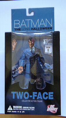 DC Direct Batman Long Halloween Two-face Figur mit OVP