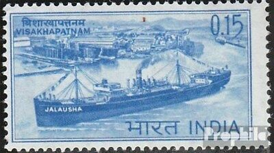 India 384 (complete.issue.) unmounted mint / never hinged 1965 marine