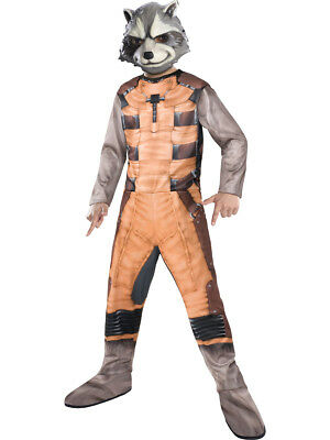 Child's Marvel Guardians Of The Galaxy Rocket Raccoon Costume