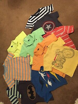 Bundle Of Boys Summer Clothes  By Gap Size 4-5 Years