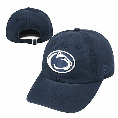 hot sale online e6513 d6d98 Penn State Nittany Lions NCAA Adjustable Womens Crew Hat Cap Top of the  World