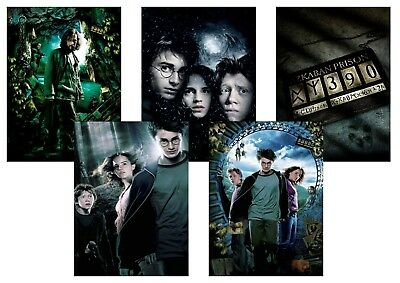 Harry Potter and the Prisoner of Azkaban: Sirius Black Textless A5 A4 A3 Poster