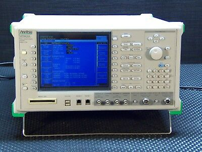 Anritsu MT8820A Radio Communication Analyzer 30MHz-2.7GHz w/ Opt. 01