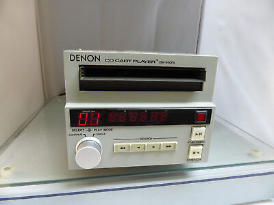 Professionelle CD Cart Player Denon DN-950FA untested