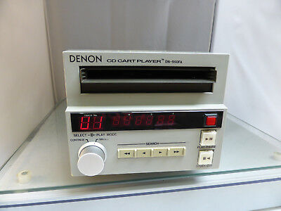 Professionelle CD Cart Player Denon DN-950FA untested   (2)
