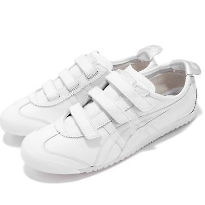 separation shoes 8e648 b7f11 Asics Onitsuka Tiger Mexico 66 Baja White Silver Men Women Running  HK4A1-0193