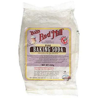 Bobs Red Mill Pure Baking Soda - Gluten Free 450g