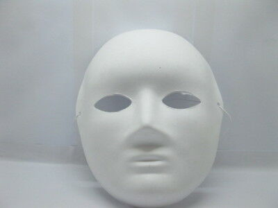 10 New DIY Female Masks Dress Up Party Favor