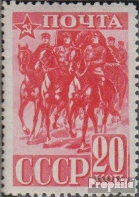 Soviet Union 796A with hinge 1941 Red Army