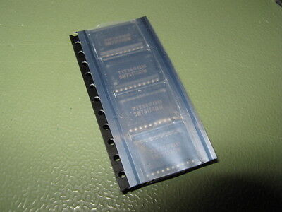 4 Stück - SN75174DW - RS-485 - SMD-Quadruple Differential Line Driver SOIC-20 TI