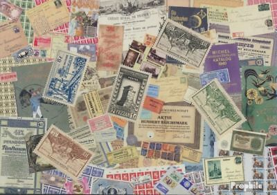 Fezzan Stamps-5 different stamps
