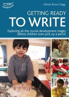 Getting ready to write by Alistair Bryce-Clegg 9781408193181 (Paperback, 2013)